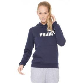 0fee6ef14c Conjunto Moleton Puma Feminino - Moletom com o Melhores Preços no Mercado  Livre Brasil