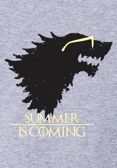 Moletom Summer Is Coming