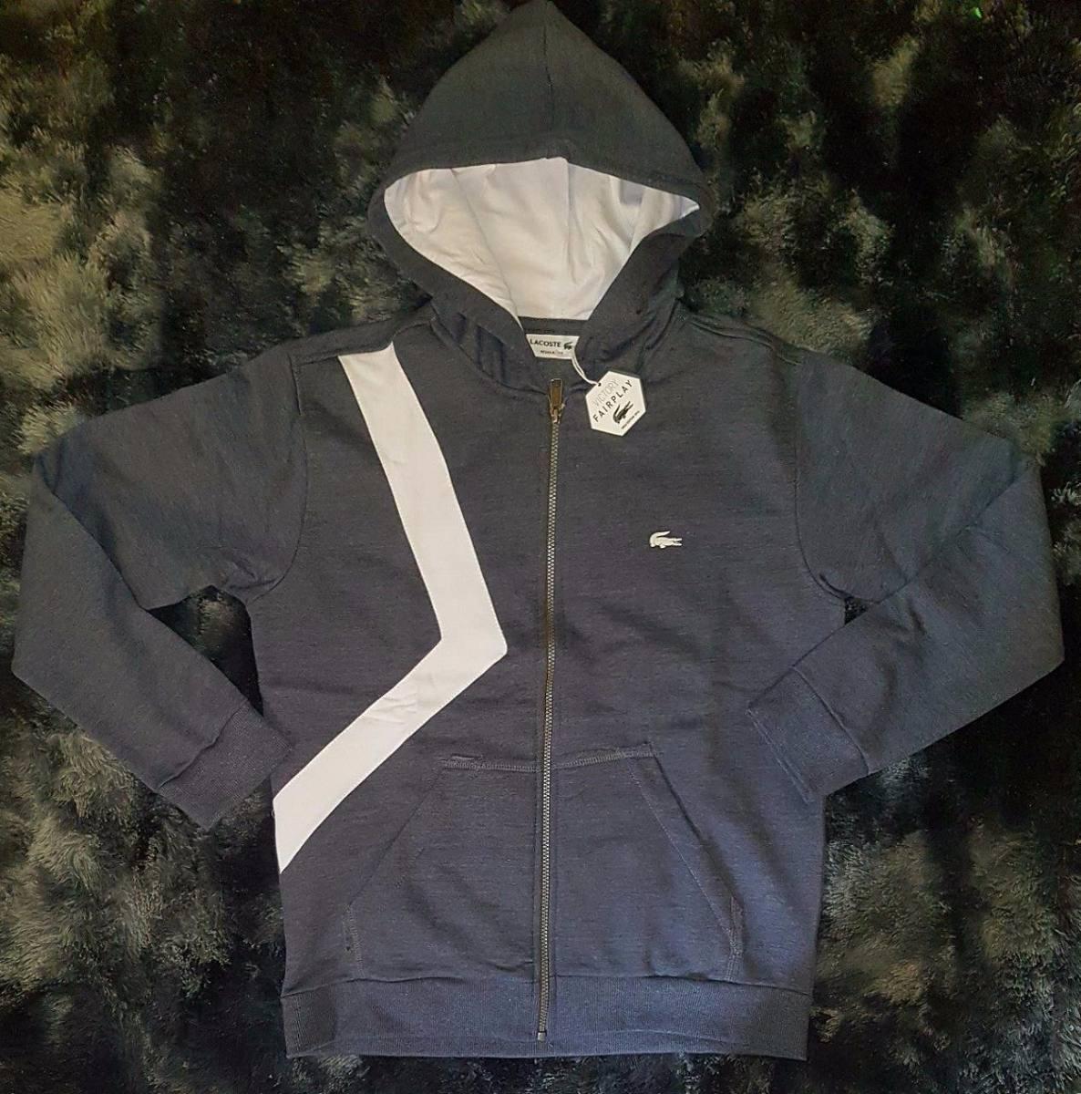 40e51d0bb2b46 moleton blusa de frio lacoste original masculina. Carregando zoom.