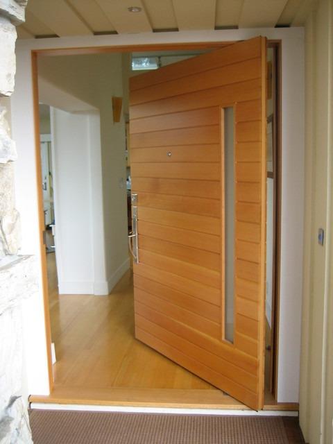 Molinete o bisagra industrial p puertas madera o for Puertas pivotantes madera