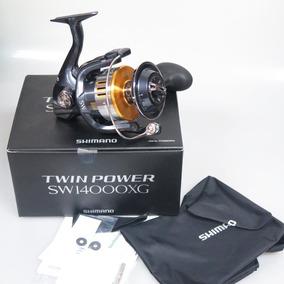 Molinete Shimano Twin Power Sw 14000 Xg = Stella
