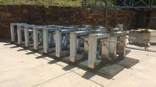 molinetes de acceso, reparaciones y fabricacion