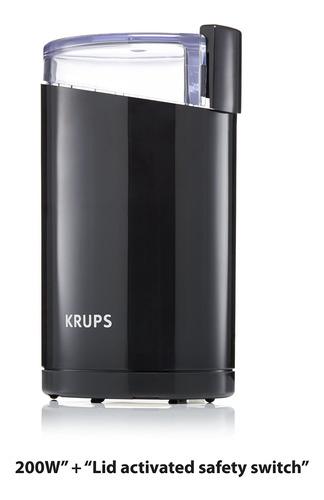 molinillo de café eléctrico krups, molinillo de especias, cu