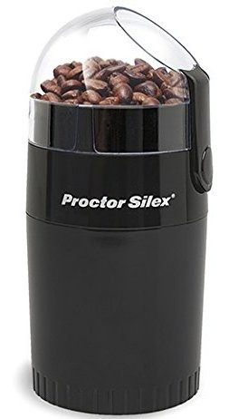 molinillo de café proctor silex e167cyr fresh grind