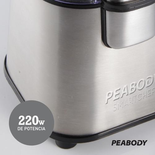 molinillo eléctrico de café y semillas peabody pe-mc9100 *