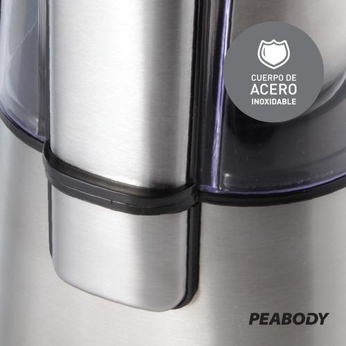 molinillo eléctrico de café y semillas peabody pe-mc9100