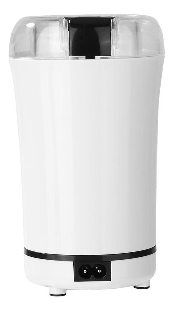 220V Enchufe de la UE Molinillo de Caf/é El/éctrico Cocina Multifuncional Grano de Caf/é Molinillo de La Hoja Molinillo Granos de Caf/é Nueces Pimienta Especias Black