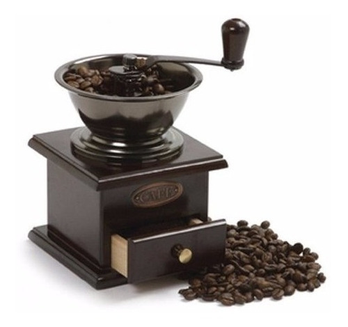 molinillo moledor granos de café manual