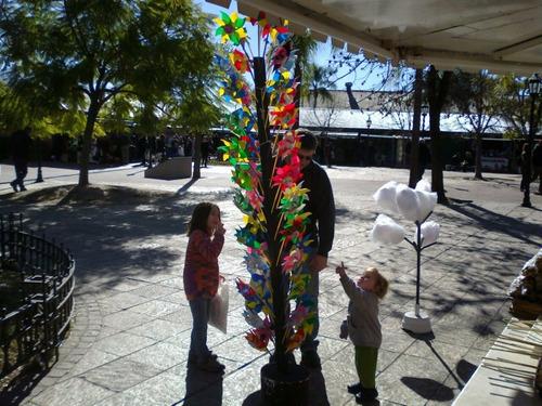 molinitos infantiles de viento personalizables