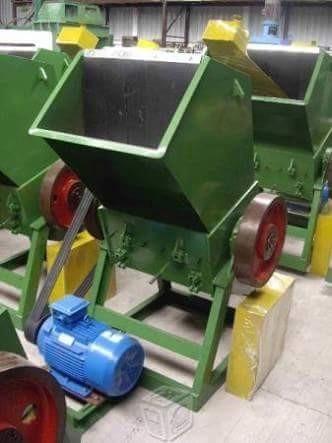 molino 20 hp plastico