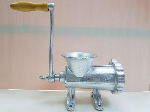 molino carne no 12 manual cubierta estaño montar sobre mesa
