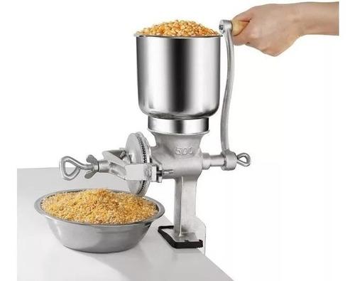 molino corona para maiz cafe granos nuevo somos tienda