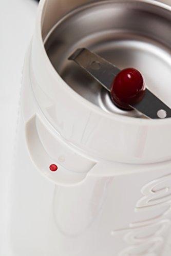 molino de café eléctrico bodrum, cuchilla en acero
