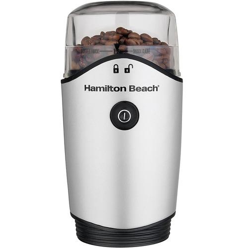 molino de cafe hamilton beach gris - m8035