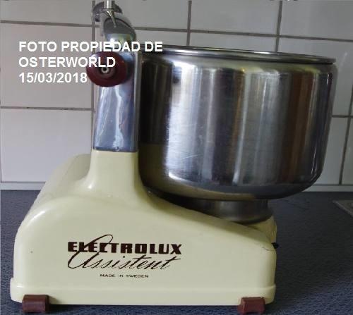 molino de carne para el asistente de cocina electrolux
