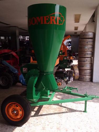 molino de forrajes y grano marca bomeri nuevo