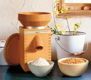 molino de grano eléctrico para harina - fidibus 21