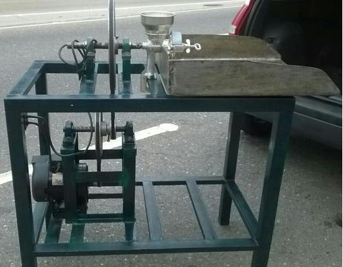 molino de maiz cafe granos electrico
