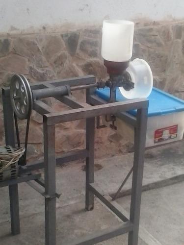 molino de maiz electrico