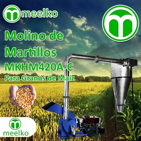 °*molino De Martillos Mod  420a-c Meelko