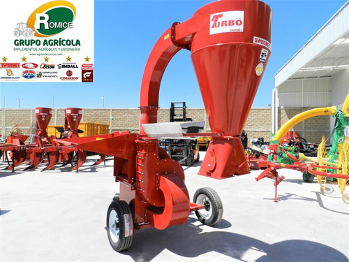 molino de martillos para tractor marca swissmex modelo turbo