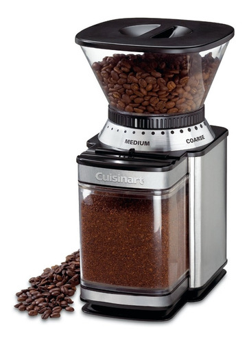 molino de /para café  automático eléctrico cuisinart dbm-8es