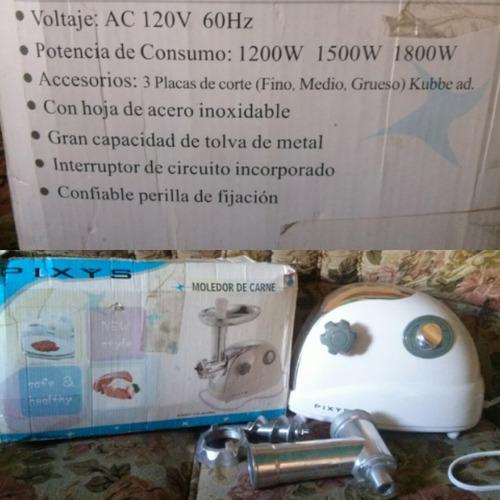 molino electrico 1800 watts nuevo