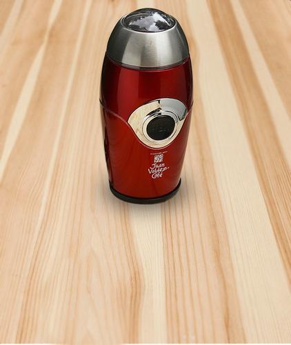 molino eléctrico para café en granos de juan valdez  promoci