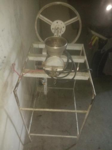 molino eléctrico para café y maíz operativo
