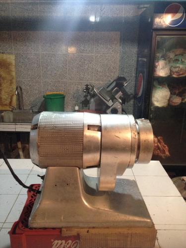 molino industrial mobba de tres hp