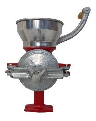 molino manual nixtamal cuerpo hierro