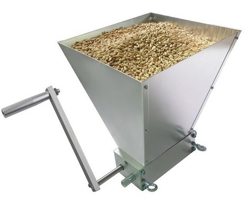 molino moledora para malta, regulable, cerveza artesanal