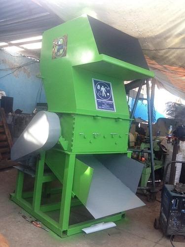 molino para reciclar plasticos, pet, hdpe, etc. 20 caballos