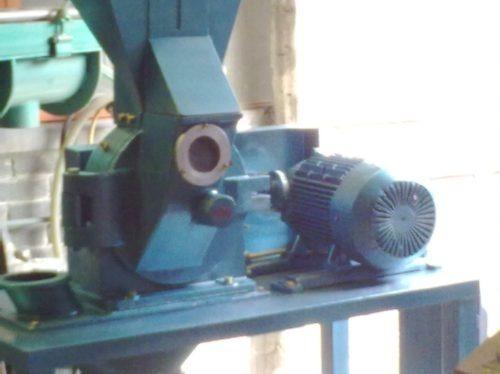 molino pulverizador en acero inox sin motor