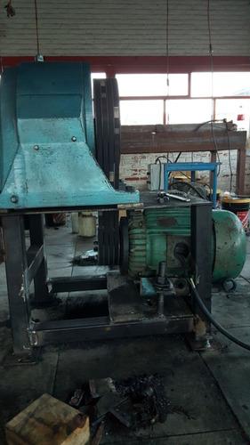 molino triturador de llantas
