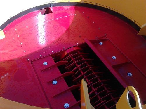 molino triturador de rollos y pacas azteca t b 120 nuevo
