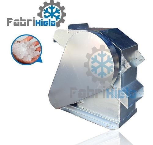 molino triturador de una barra de hielo galvanizado.