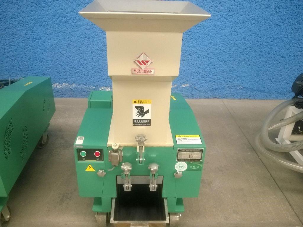 molino wensui hp maquina inyeccin plstico reciclar