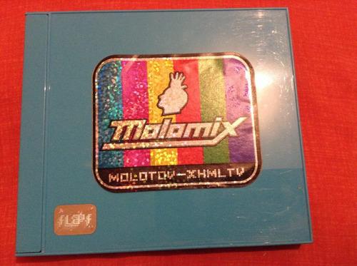 molotov molomix cd album