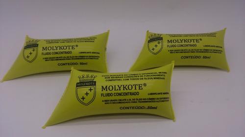 molykote aumenta a vida útil cambio diferencial e motores