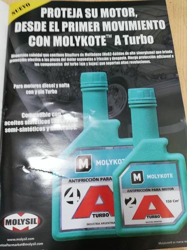 molykote f4 turbo