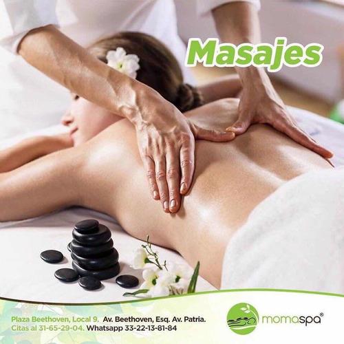 moma spa especialistas en masajes