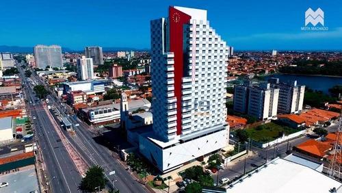 momentum office -sala à venda, 35 m² por r$ 160.000,00 farias brito - fortaleza/ce - sa0007