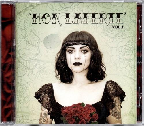 mon laferte vol.1  cd nuevo sellado musicovinyl