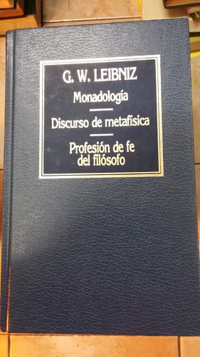 monadologia - discurso de metafisica - leibniz - hyspamerica