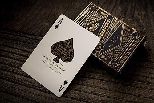 monarch playing cards por theory11