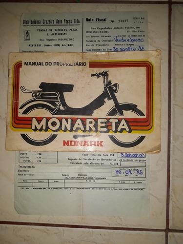 monark monareta
