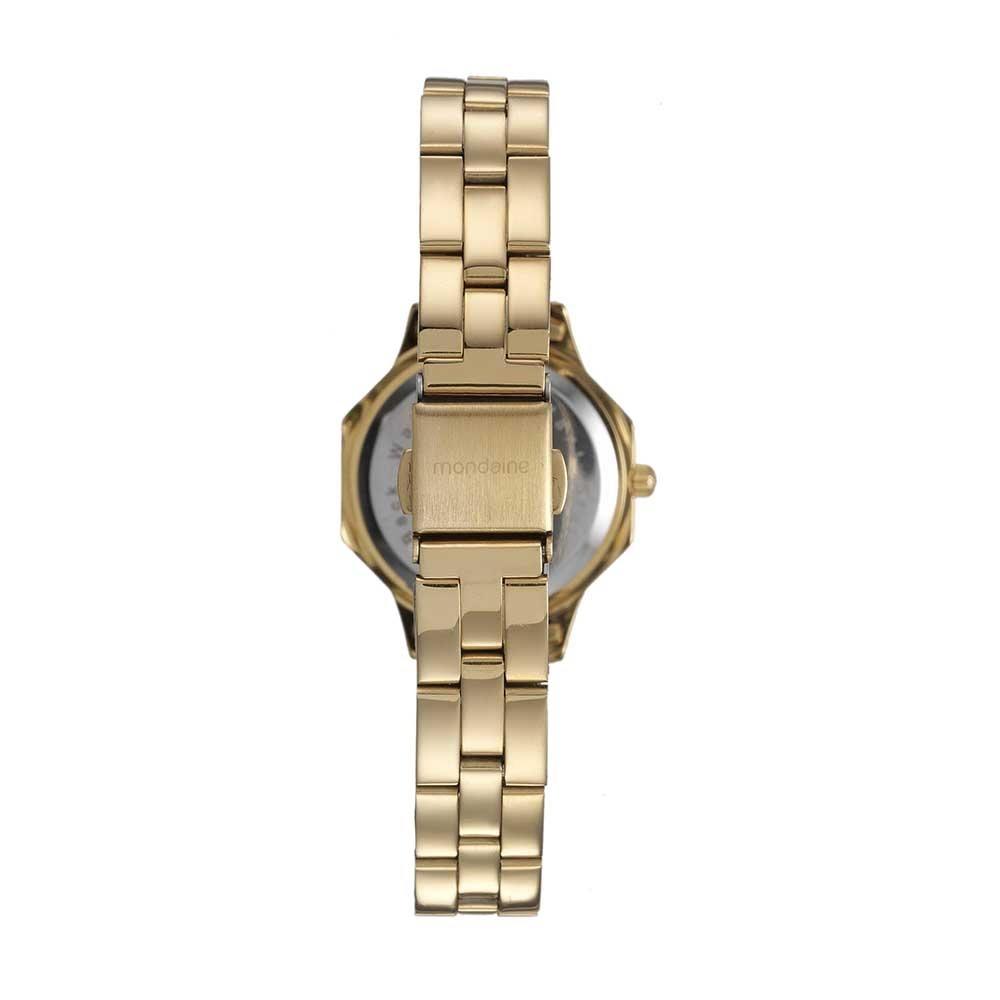 71e93d2889f mondaine relógio doce nostalgia octagonal rosa dourado. Carregando zoom.