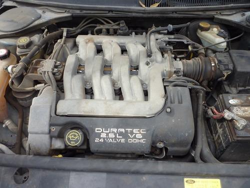 mondeo 2005 desvielado motor v6 duratech,autoamtico