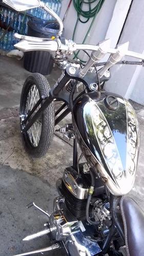 mondial custom chopper